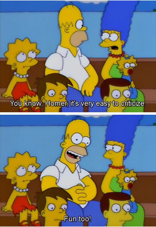 funny, homer, marge and the simpsons