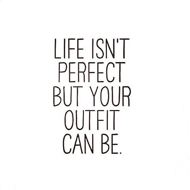 Life outfit perfect quote quotes - image #3681737 by taraa on Favim.com