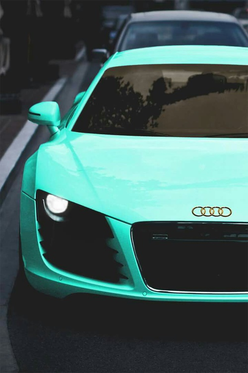 aqua, audi, bae, beautiful, green, mint